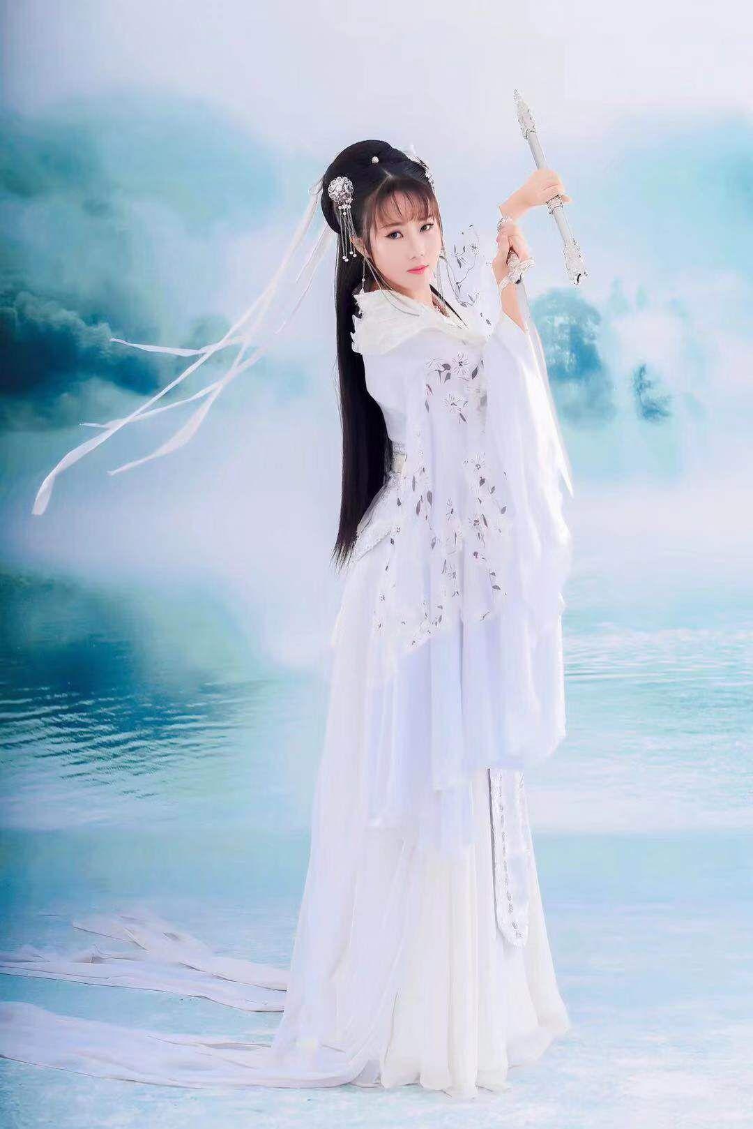 楼兰佳人~专业古典舞者